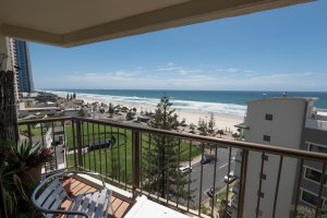 1 Bed Bud Balcony 905 Nth