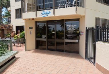 Aloha Apartments Surfers Paradise 1150333