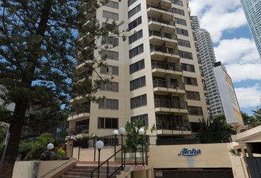 Aloha Apartments Surfers Paradise 1150335