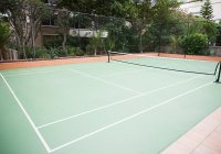 Tennis Court Half Size