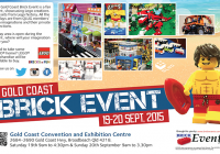 Lego Convention Gold Coast