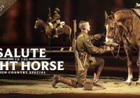 Salute To The Light Horse Australian Outback Spectacular